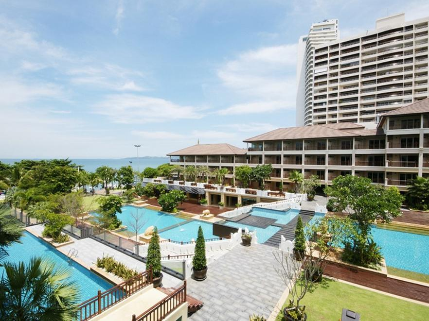 The Heritage Pattaya Beach Resort - Hotell och Boende i Thailand i Asien