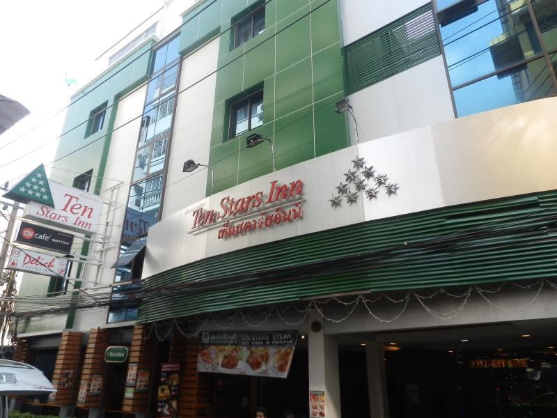 Hotell Ten Stars Inn i , Bangkok. Klicka för att läsa mer och skicka bokningsförfrågan