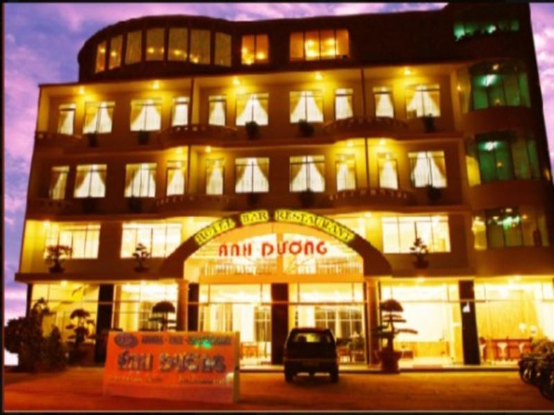Anh Duong Hotel - Hotels and Accommodation in Vietnam, Asia