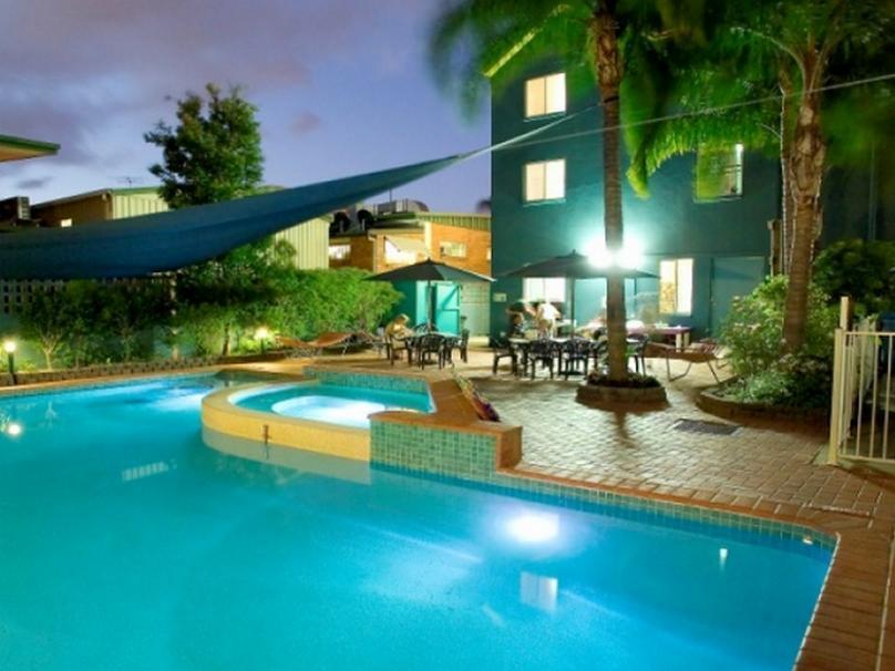 Aquarius Backpackers - Hotell och Boende i Australien , Guldkusten