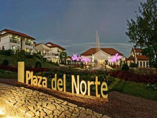 Plaza Del Norte Hotel and Convention Center Laoag gebied - Entree