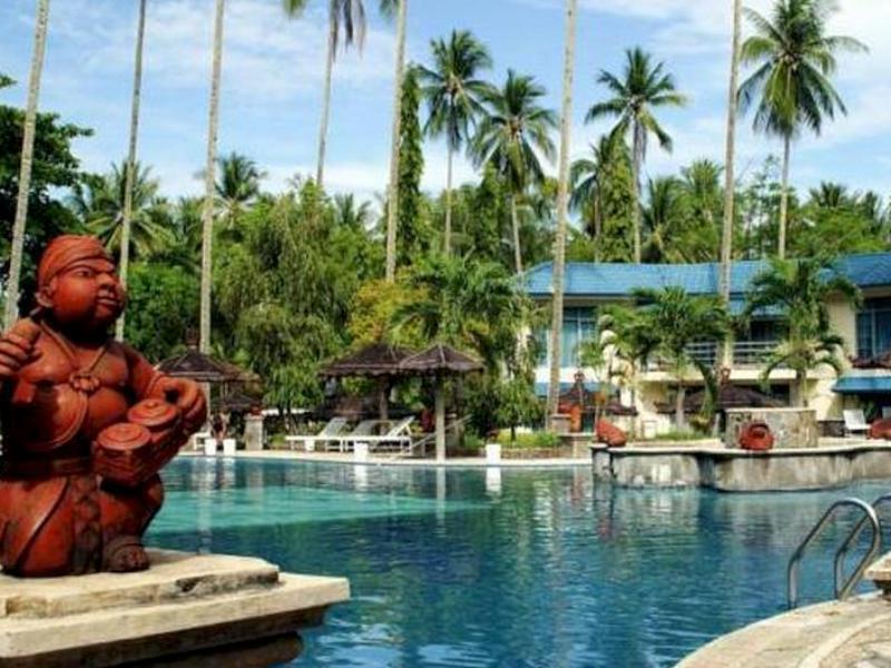 Hotell Tasik Ria Resort