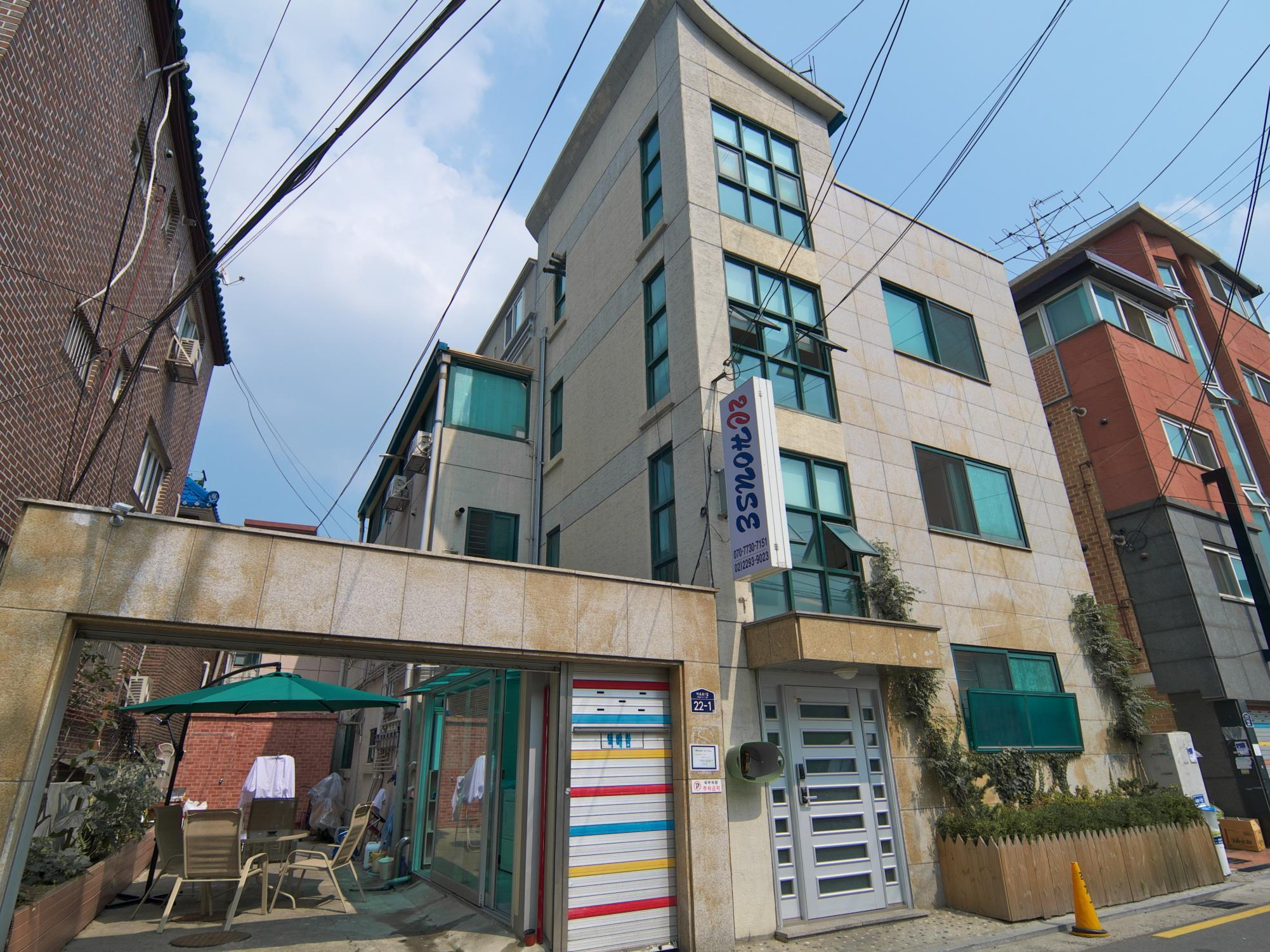 2C House Hotel - Hotels and Accommodation in South Korea, Asia