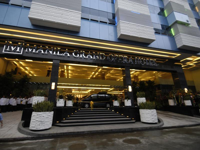 Manila Grand Opera Hotel - Hotels and Accommodation in Philippines, Asia