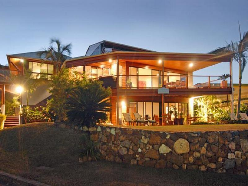 Airlie Waterfront Bed and Breakfast - Hotell och Boende i Australien , Whitsundays