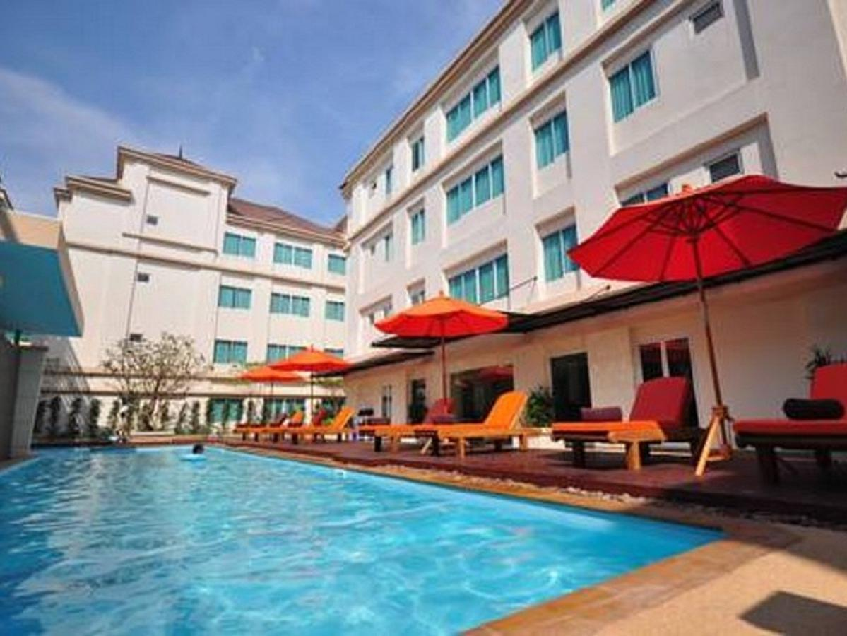 Avion Hotel - Hotels and Accommodation in Thailand, Asia