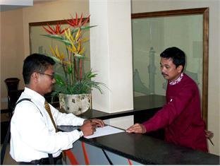 City Park Hotel Melaka Malacca / Melaka - Reception