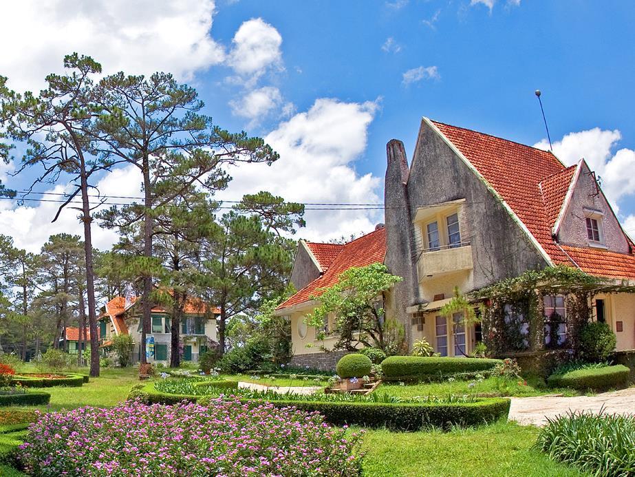 Hotell Dalat Cadasa Resort