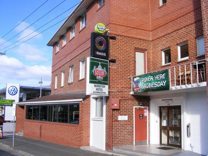 The Waratah Hotel - Hotell och Boende i Australien , Hobart
