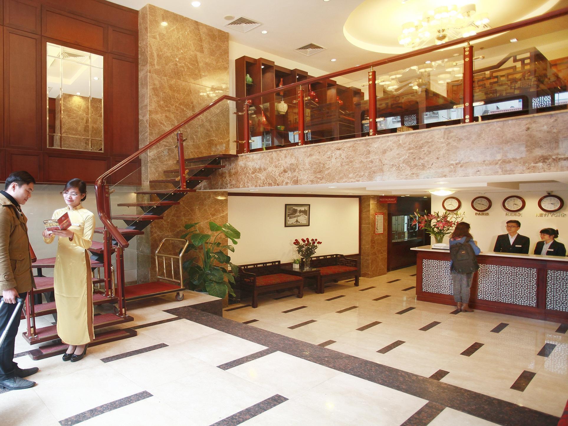 Hotell Ariva Nam Ngu Hotel
