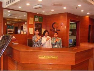 City Park Hotel Kuala Lumpur Kuala Lumpur - Reception