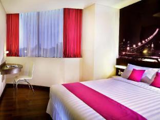 favehotel MEX Surabaya סורבאיה - חדר שינה