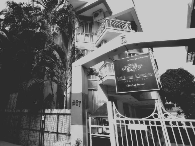 HM Suites   Studios - Hotell och Boende i Indien i Bengaluru / Bangalore