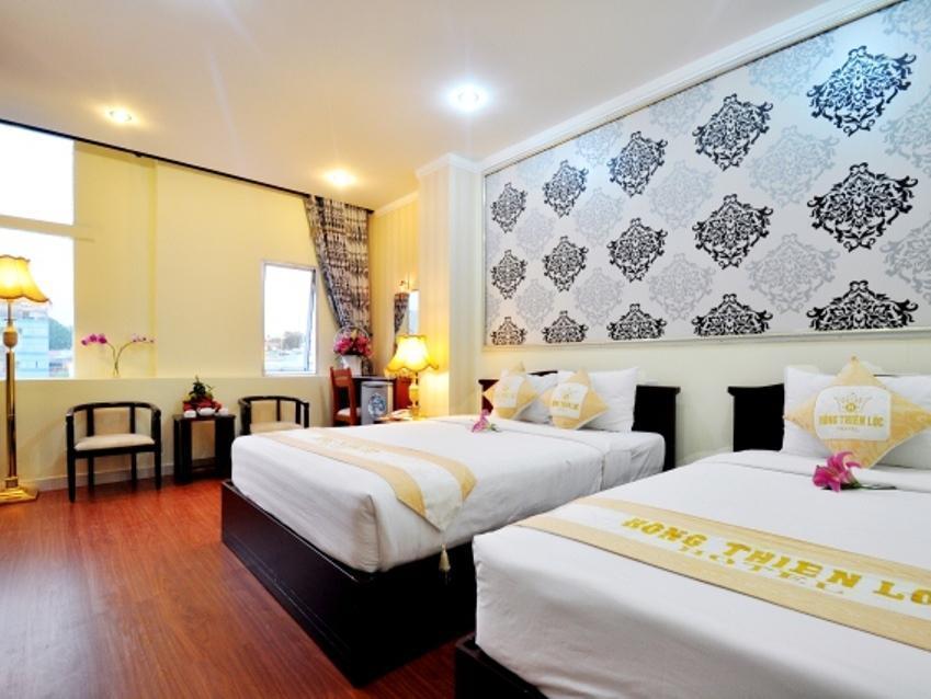 Hong Thien Loc 2 Hotel - Hotell och Boende i Vietnam , Ho Chi Minh City