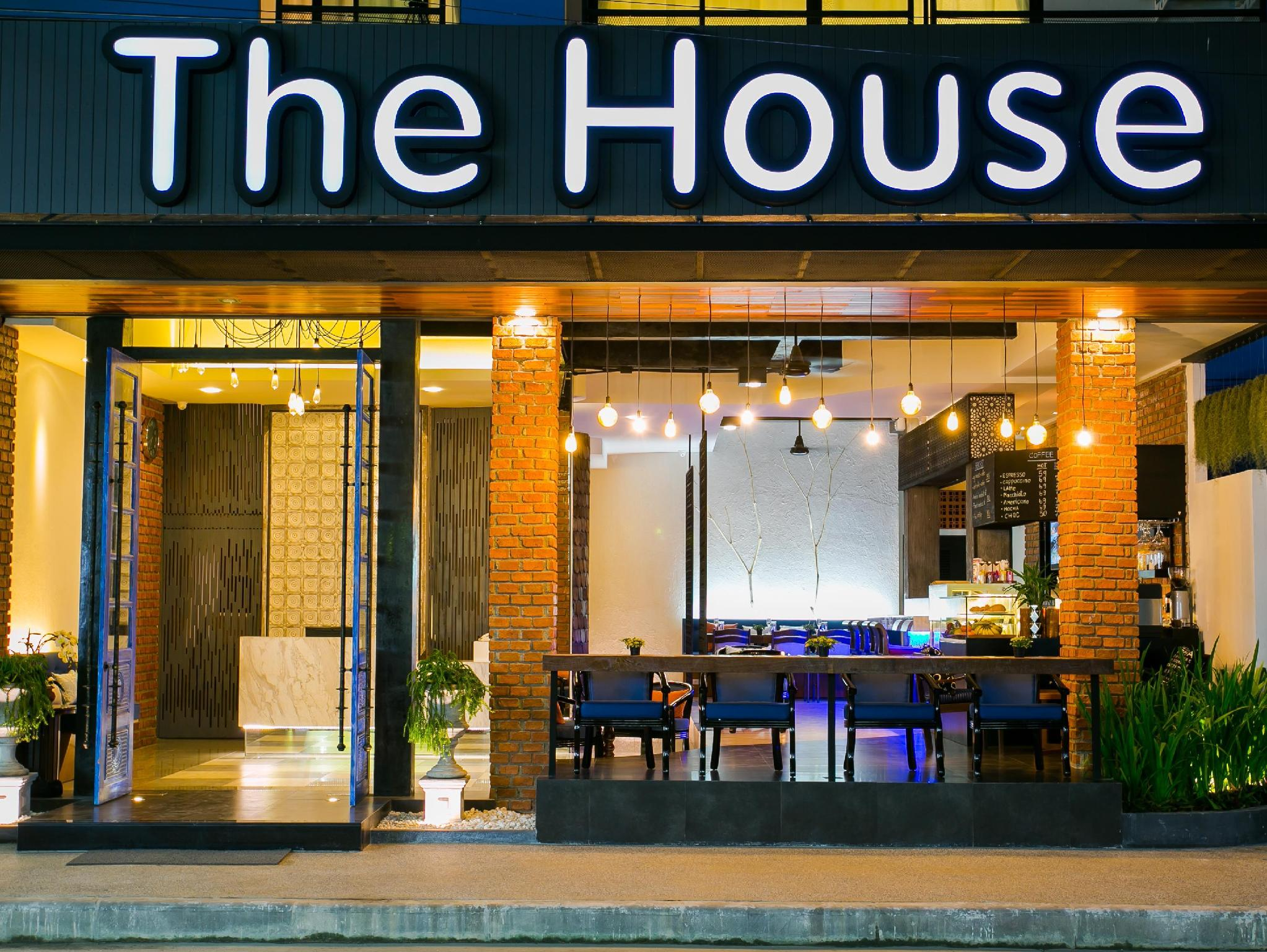 The House Patong Hotel - Hotels and Accommodation in Thailand, Asia