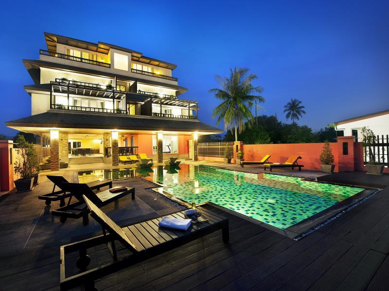 Ratana Apart-Hotel at Chalong - Hotels and Accommodation in Thailand, Asia