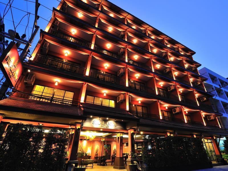 Siralanna Phuket Hotel פוקט