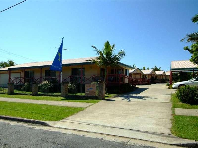 Dolphin Sands Holiday Villas - Hotell och Boende i Australien , Coffs Harbour