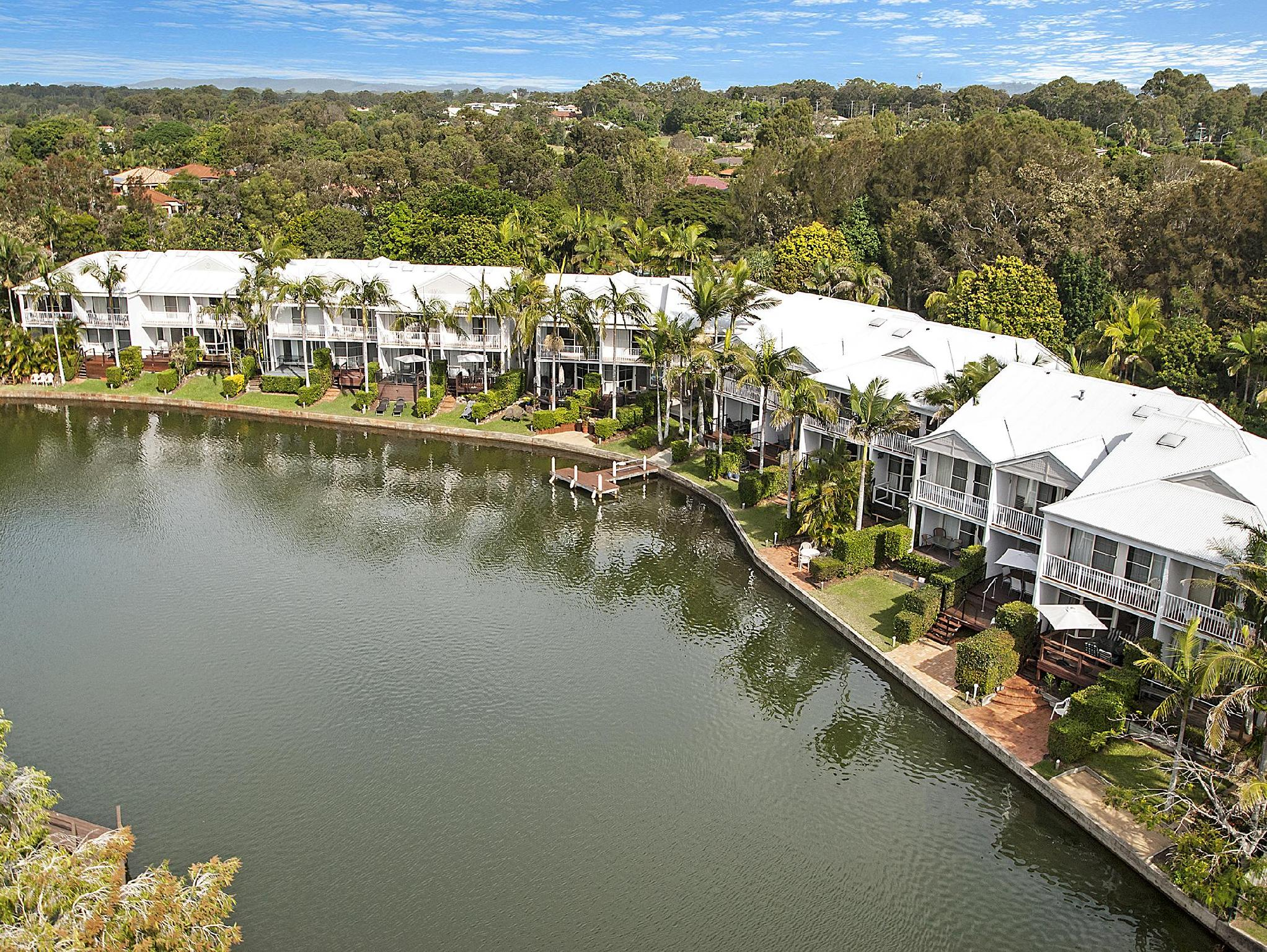 Portside Noosa Waters Hotel - Hotell och Boende i Australien , Noosa