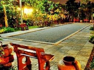 Villa Wanida Garden Resort Pattaya - Petanque Court