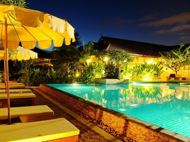 Villa Wanida Garden Resort - Pattaya