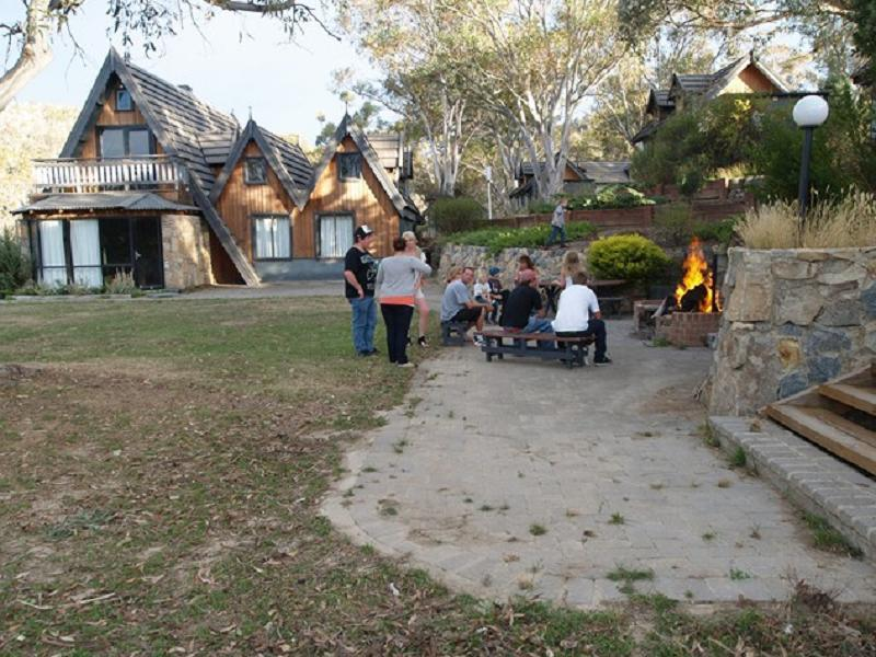 Alpine Habitats - Hotell och Boende i Australien , Jindabyne