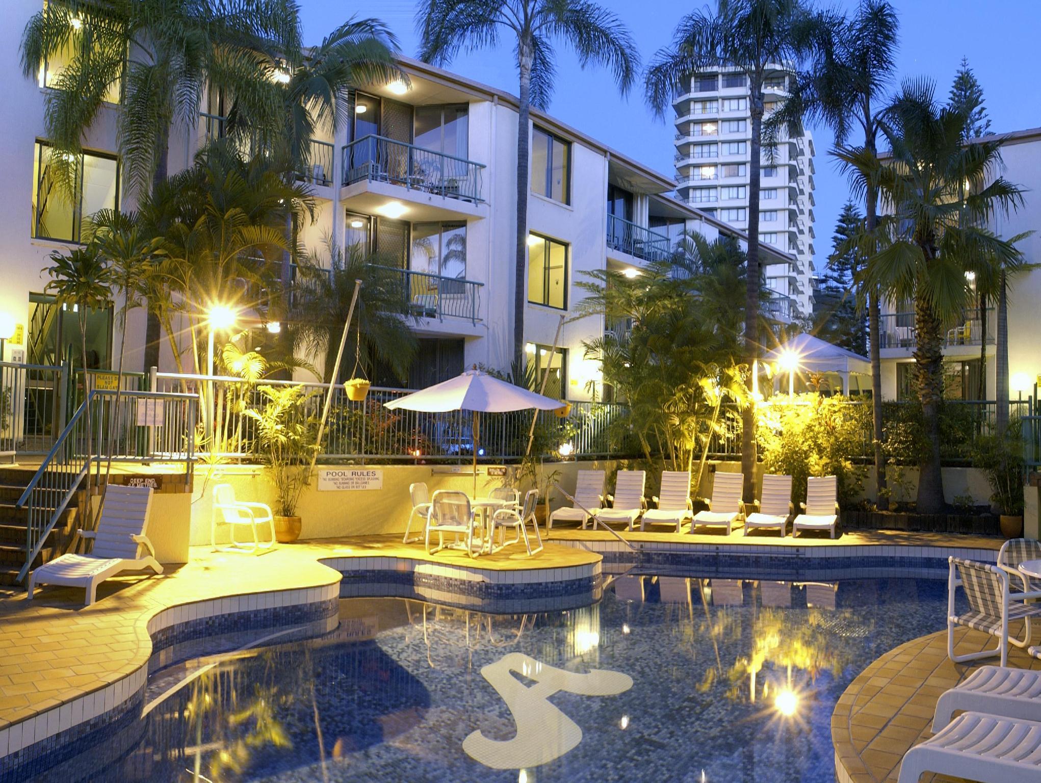 Aussie Resort - Hotell och Boende i Australien , Guldkusten