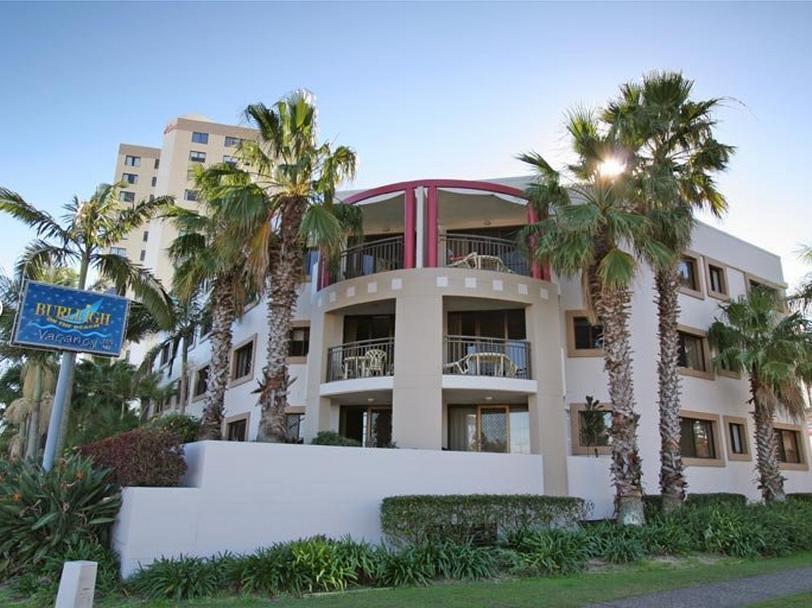 Burleigh On The Beach - Hotell och Boende i Australien , Guldkusten