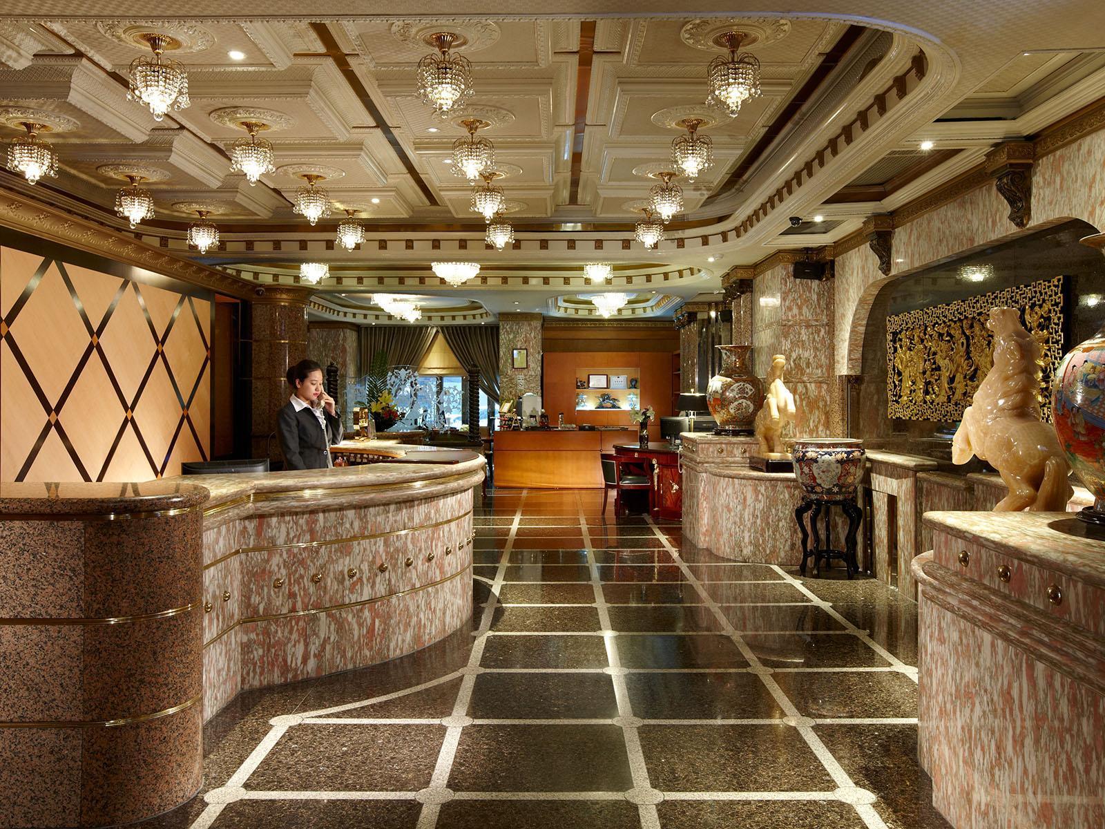 Charming City Hotel Taipei Taipei