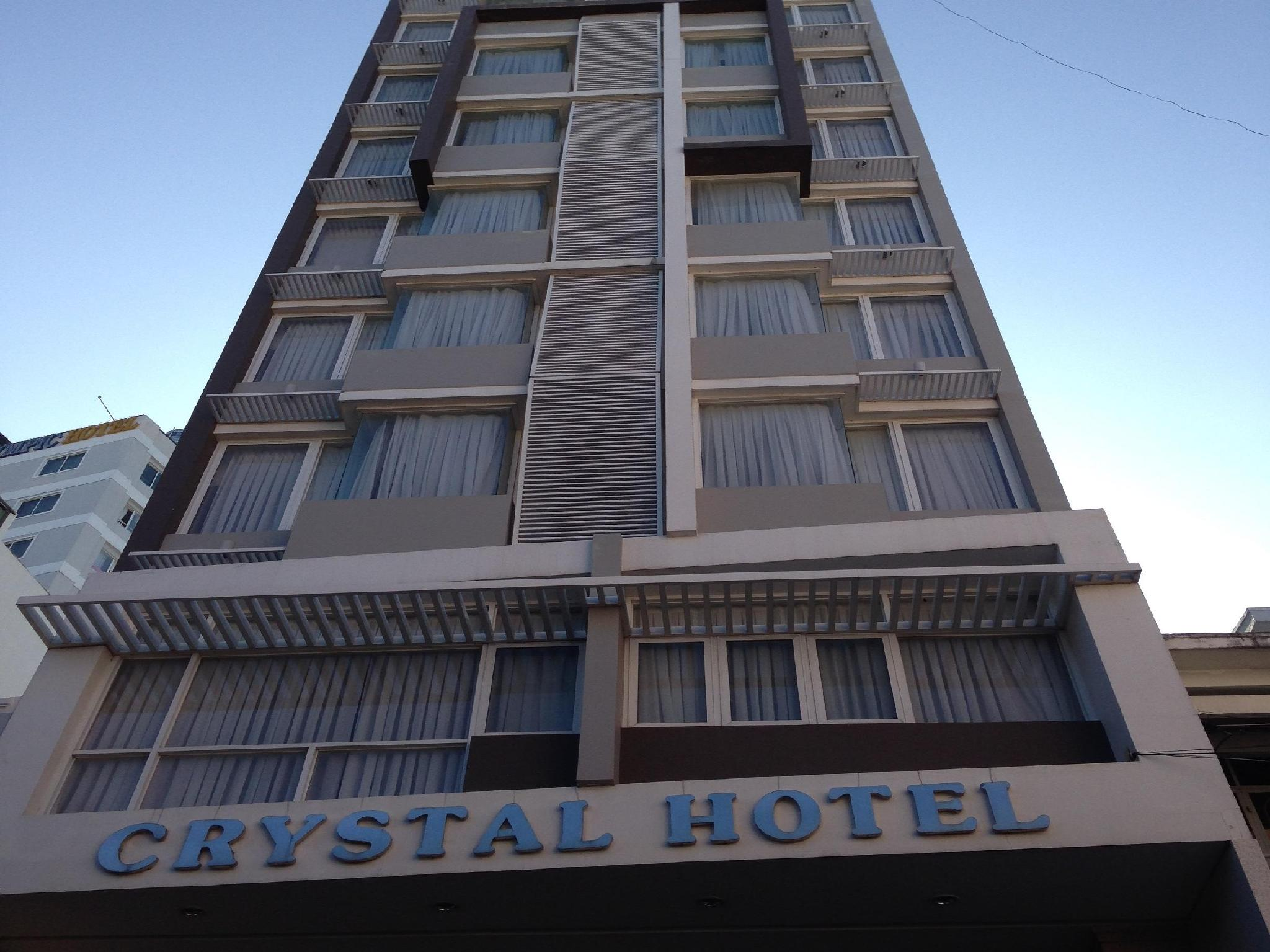 Hotell Crystal Hotel