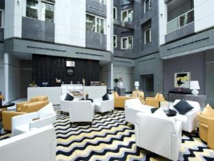 TIME Grand Plaza Hotel Dubai - Ravintola