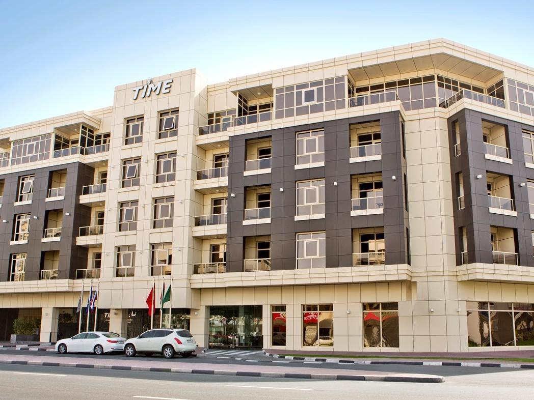 TIME Grand Plaza Hotel - Hotels and Accommodation in United Arab Emirates, Middle East