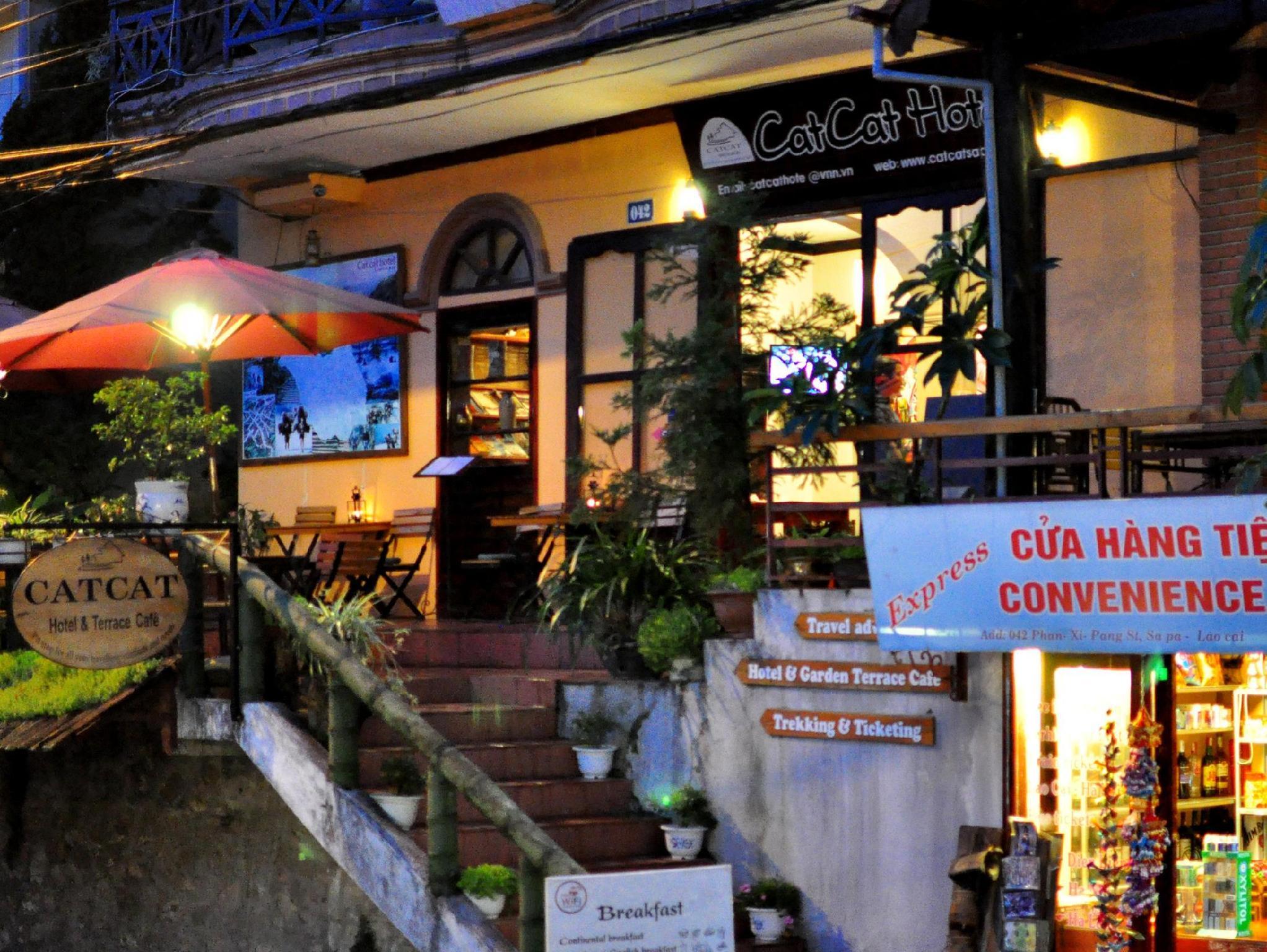 Cat Cat Hotel - Hotell och Boende i Vietnam , Sapa (Lao Cai)