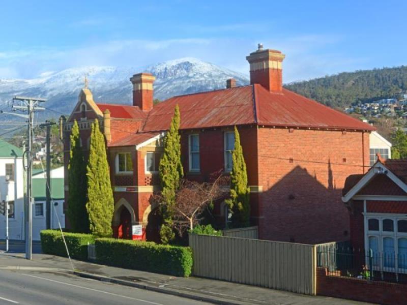 Edinburgh Gallery Bed & Breakfast - Hotell och Boende i Australien , Hobart
