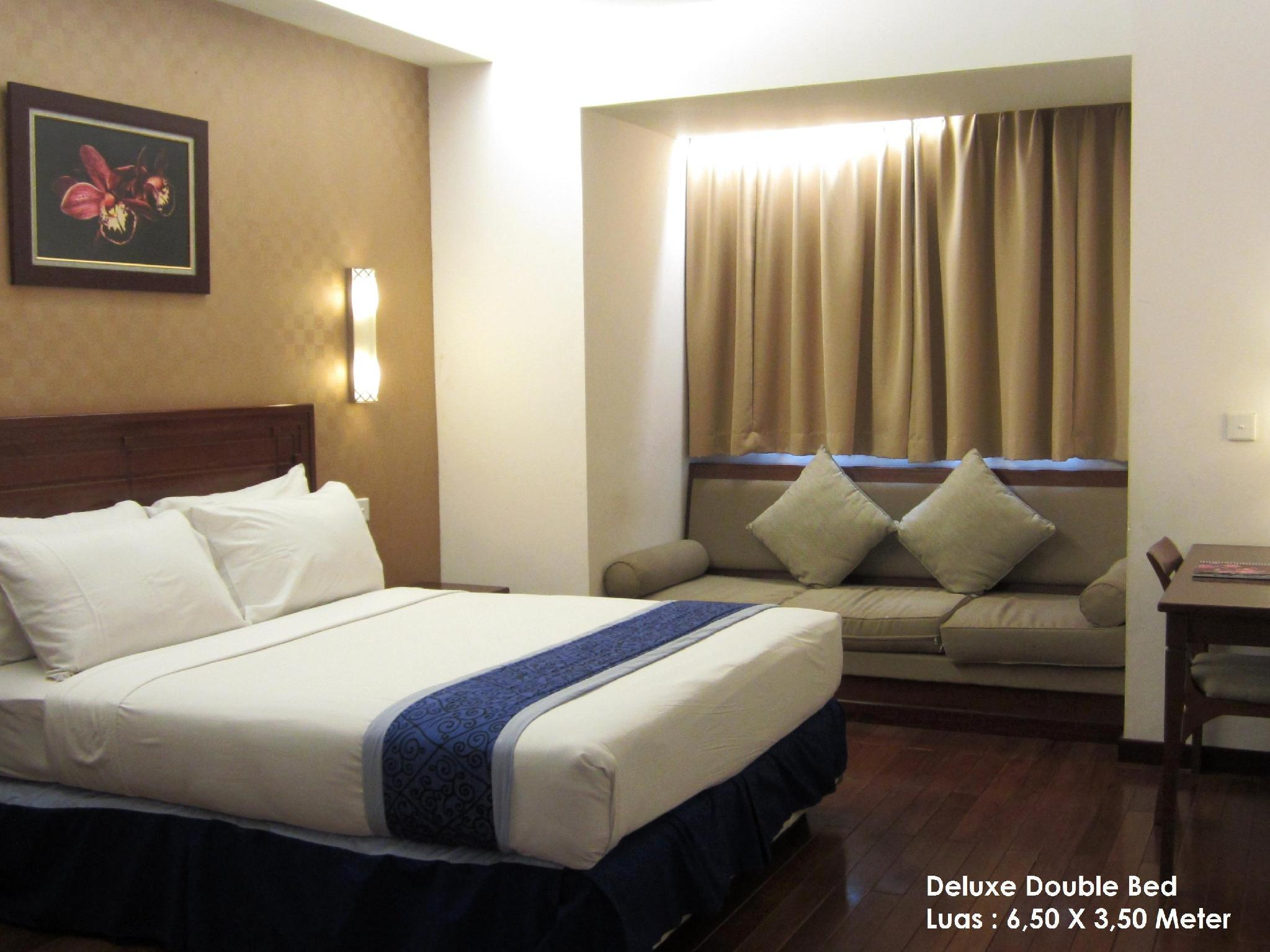 Grand Orchid Hotel - Hotels and Accommodation in Indonesia, Asia