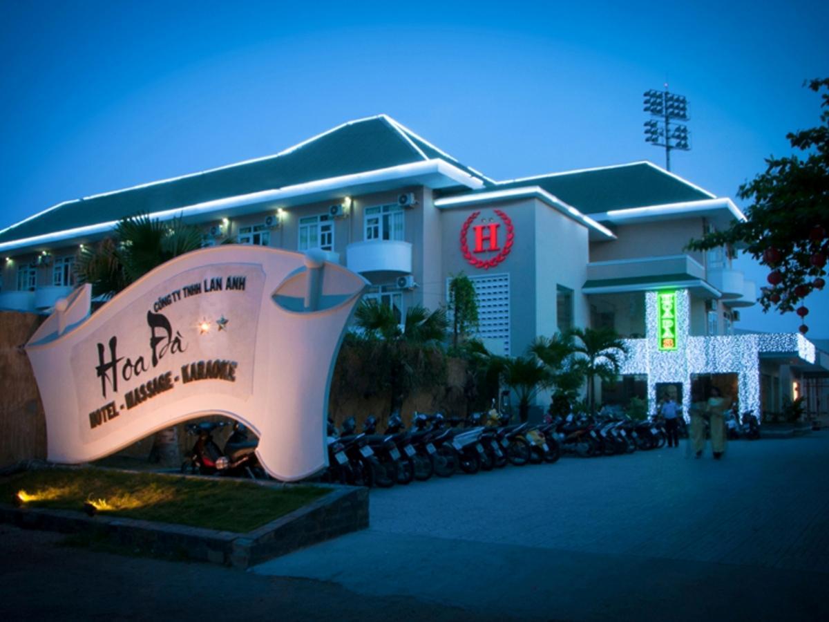 Hotell Hoa Da Hotel