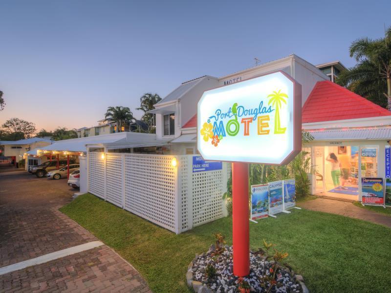 Port Douglas Motel - Hotell och Boende i Australien , Port Douglas