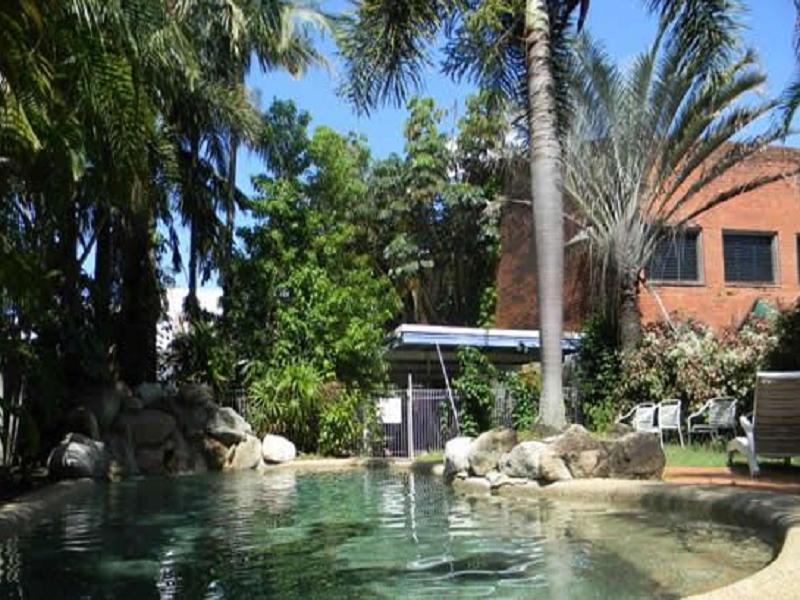 Hotell Reef Backpackers Hotel
