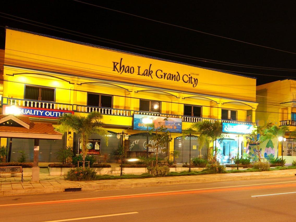 Khaolak Grand City Hotel - Hotels and Accommodation in Thailand, Asia