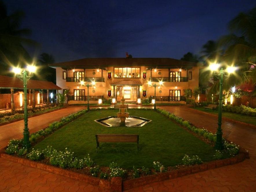 Casa Severina Hotel - Hotell och Boende i Indien i Goa