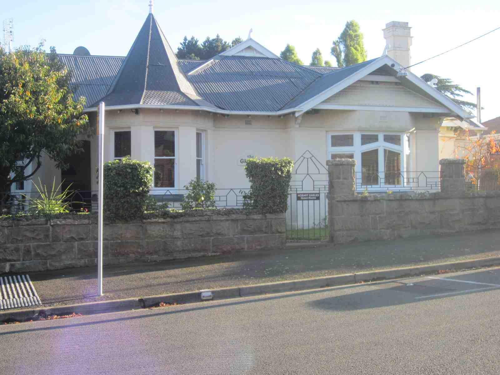 Hobart Gables - Hotell och Boende i Australien , Hobart