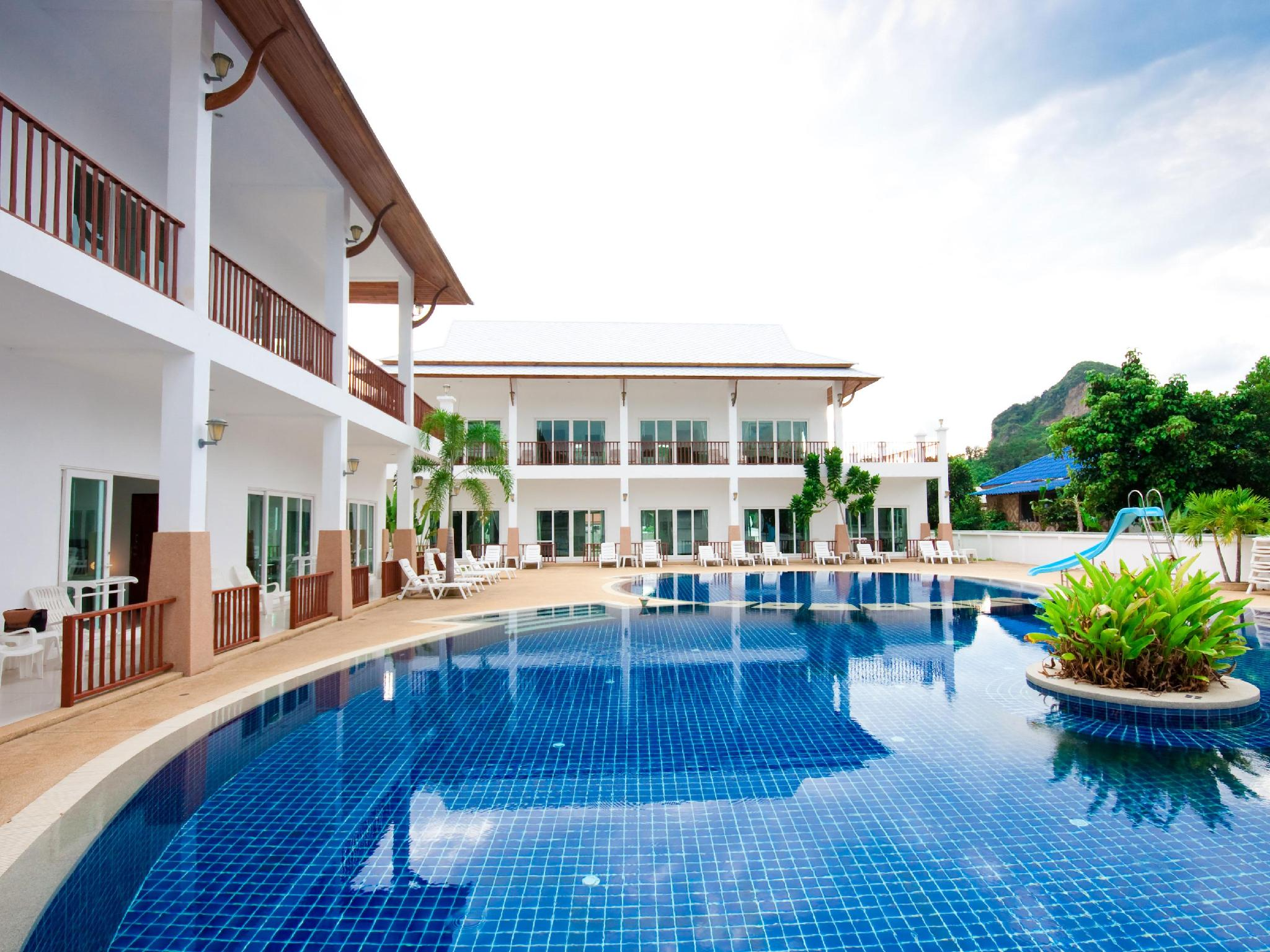Nadivana Serviced Apartment - Hotels and Accommodation in Thailand, Asia
