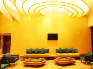The Golden Palms Hotel and Spa South Goa - Lobby