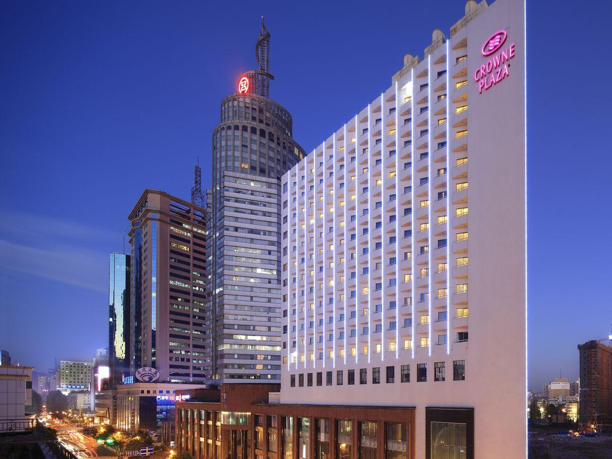 Crowne Plaza Kunming City Ctr Hotel - Hotel and accommodation in China in Kunming