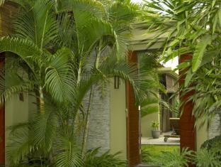 Pradha Villas Seminyak Balis - Įėjimas