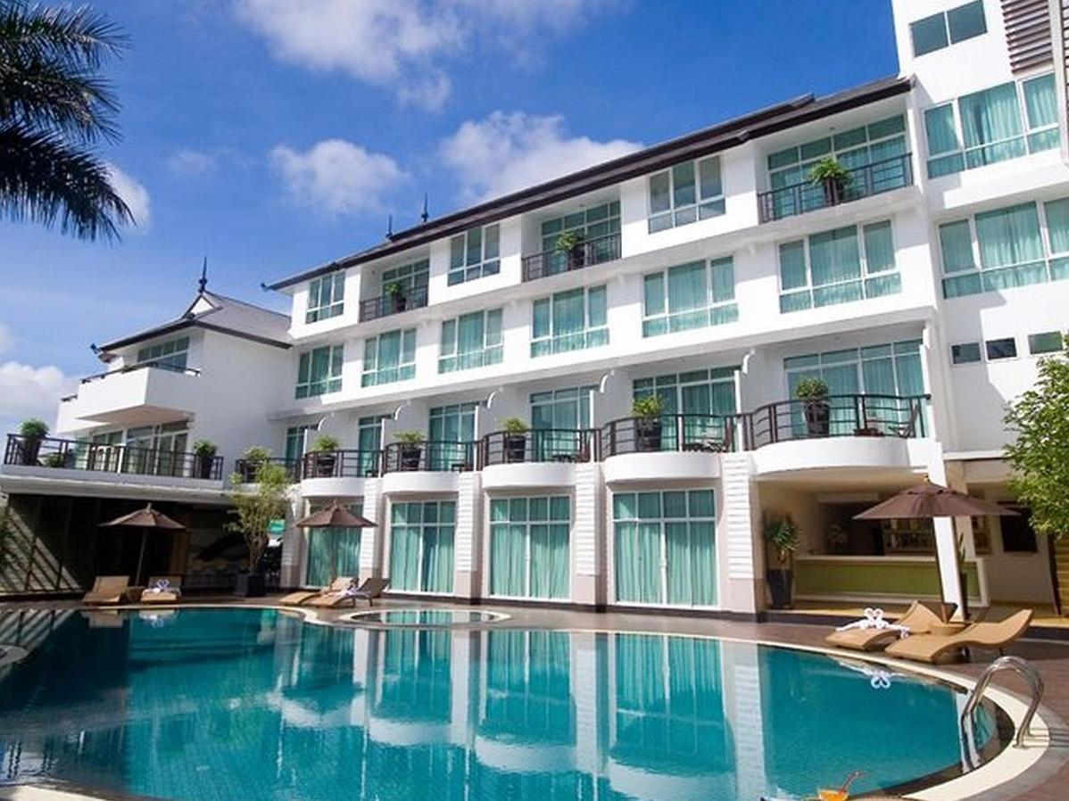 A-Te Hotel Chumphon - Hotels and Accommodation in Thailand, Asia