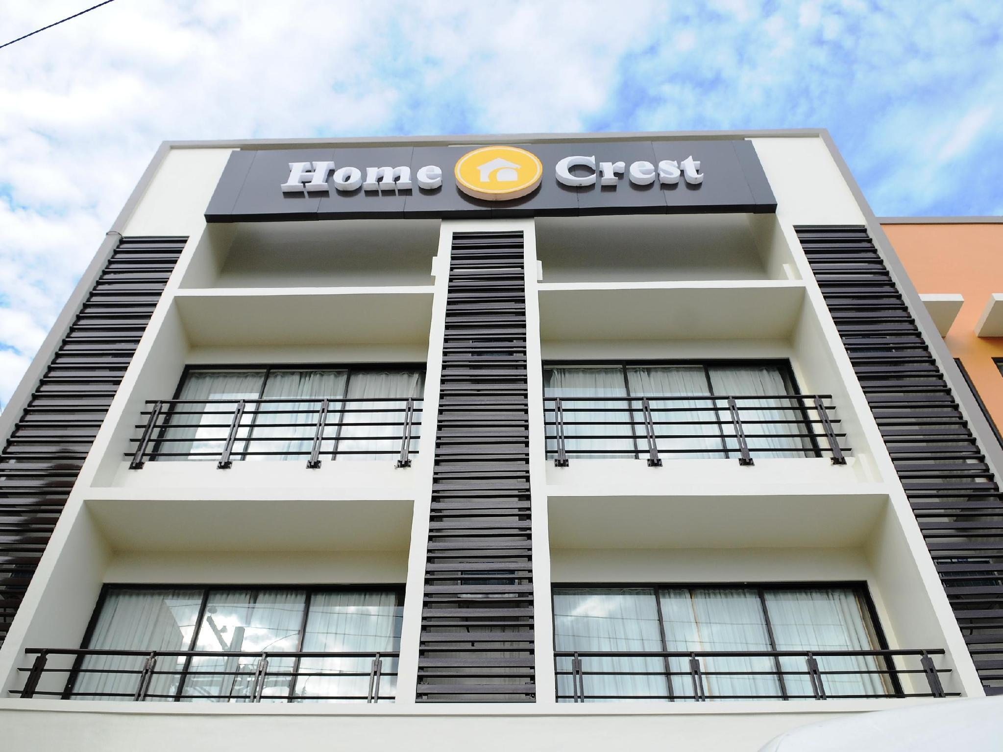 Home Crest Residences Davao City - Utsiden av hotellet