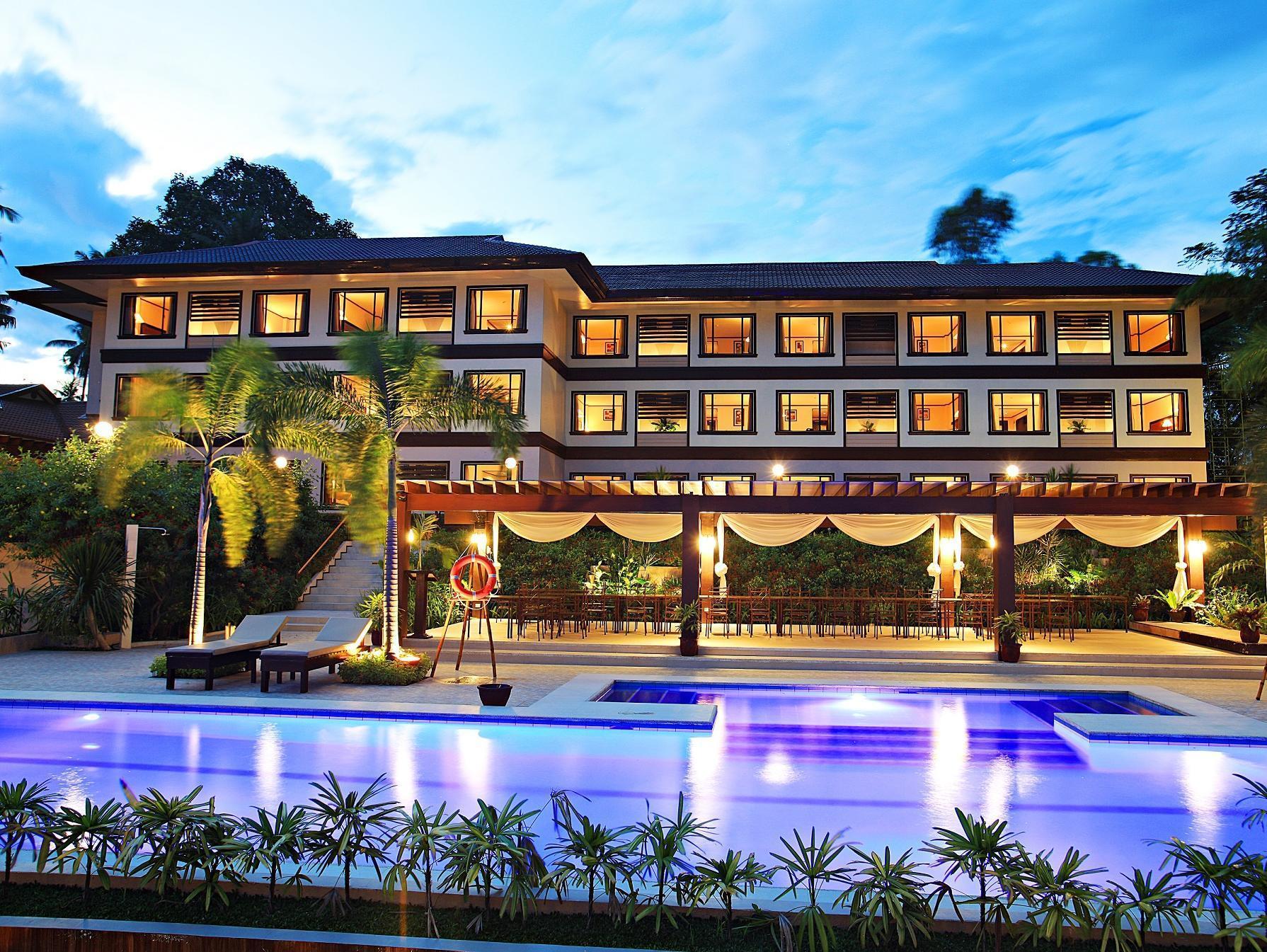 热带酒店 达沃市