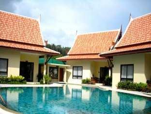 Andaman Thai Boutique Resort פוקט - בריכת שחיה
