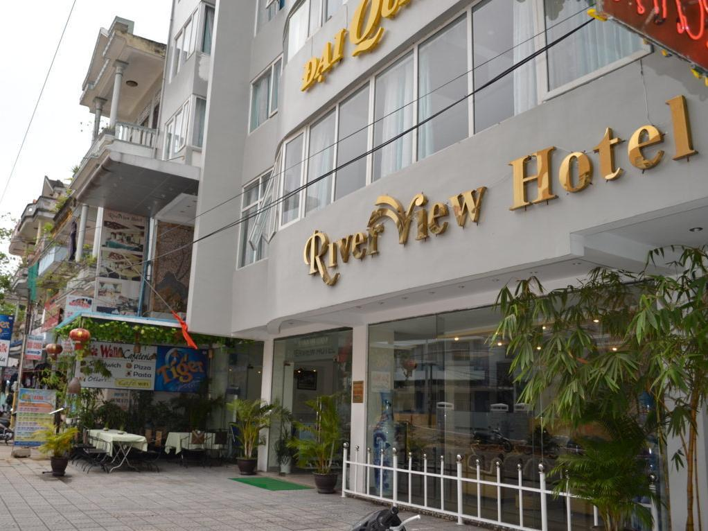 Hotell River View Hotel Hue